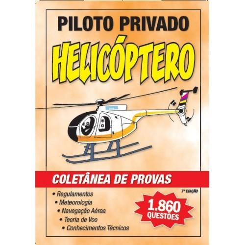 Coletânea de Provas: Piloto Privado - Helicóptero