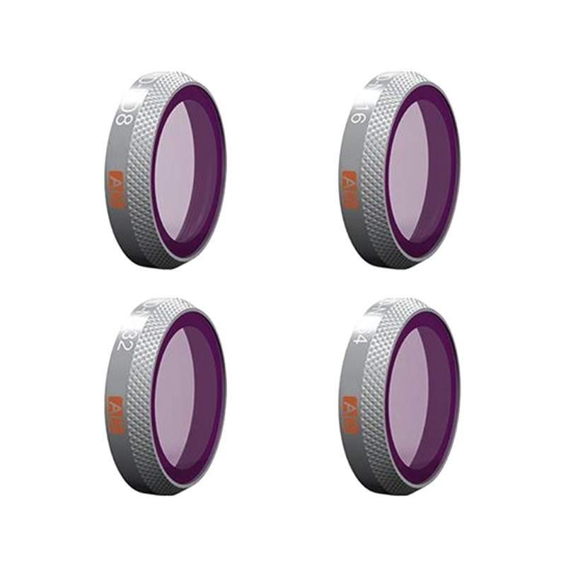 Conjunto de 4 filtros Para Câmara de Mavic 2 Zoom P-HA-046