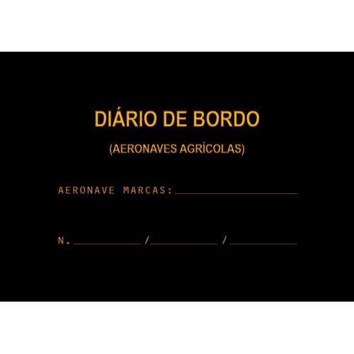 Diário de Bordo - Agrícola (Capa Dura)