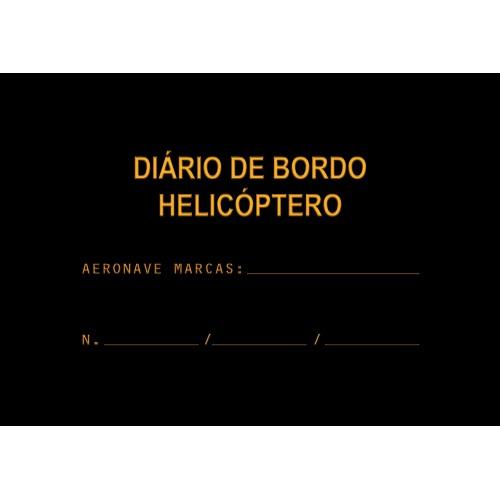Diário de Bordo - Helicóptero (Baixa Utilização)