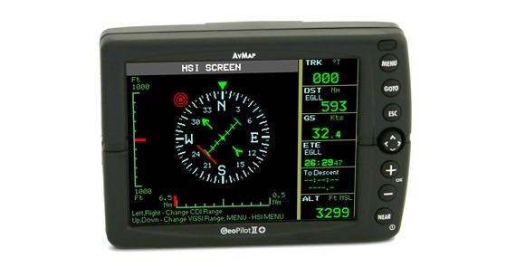 GPS - AVMAP GEOPILOT II PLUS