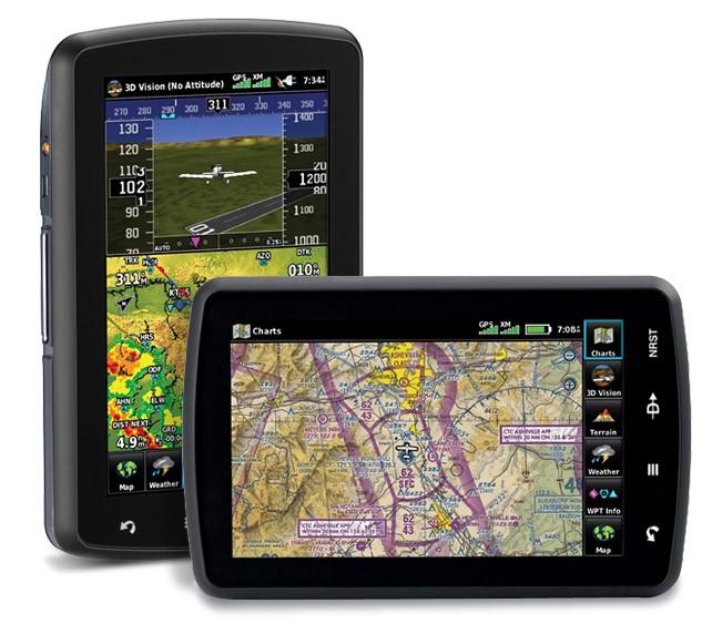 GPS - GarminAERA796 (AMERICAS DATABASE)
