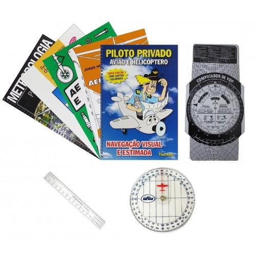 KIT - Piloto Privado (Premier)