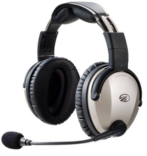 Lightspeed Zulu 3 Headset - Dual plug