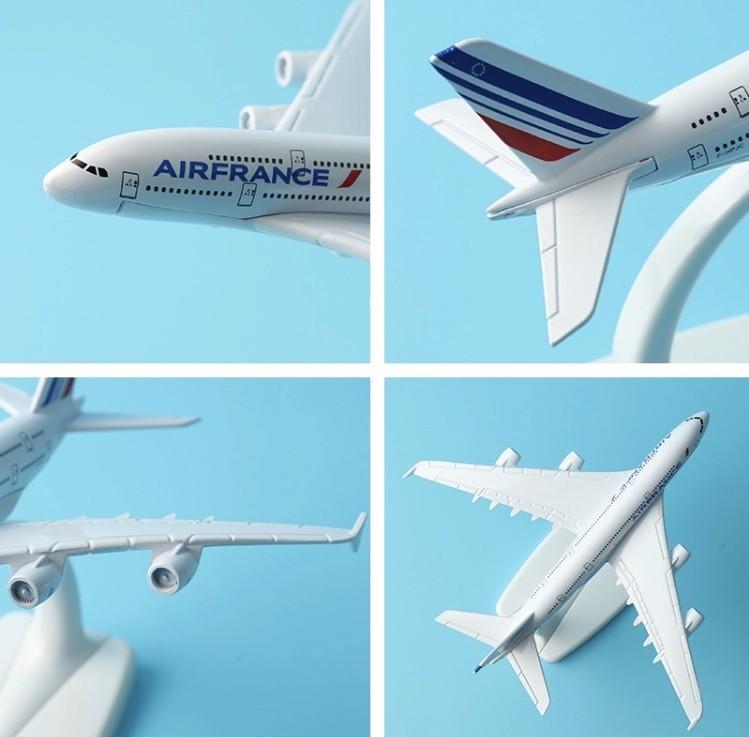 Miniatura A380 -  Airfrance