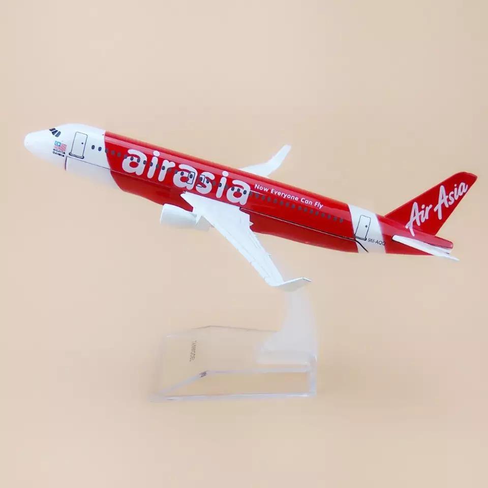 Miniatura AirAsia