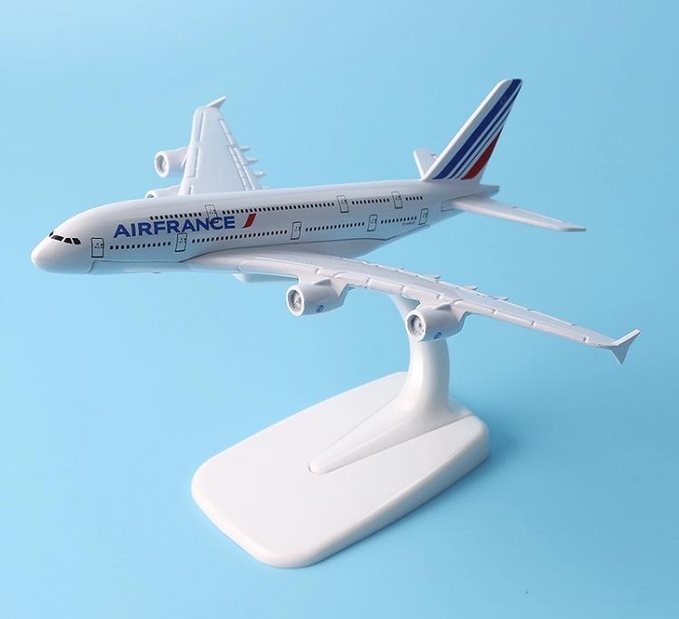 Miniatura Airbus A380 - Airfrance