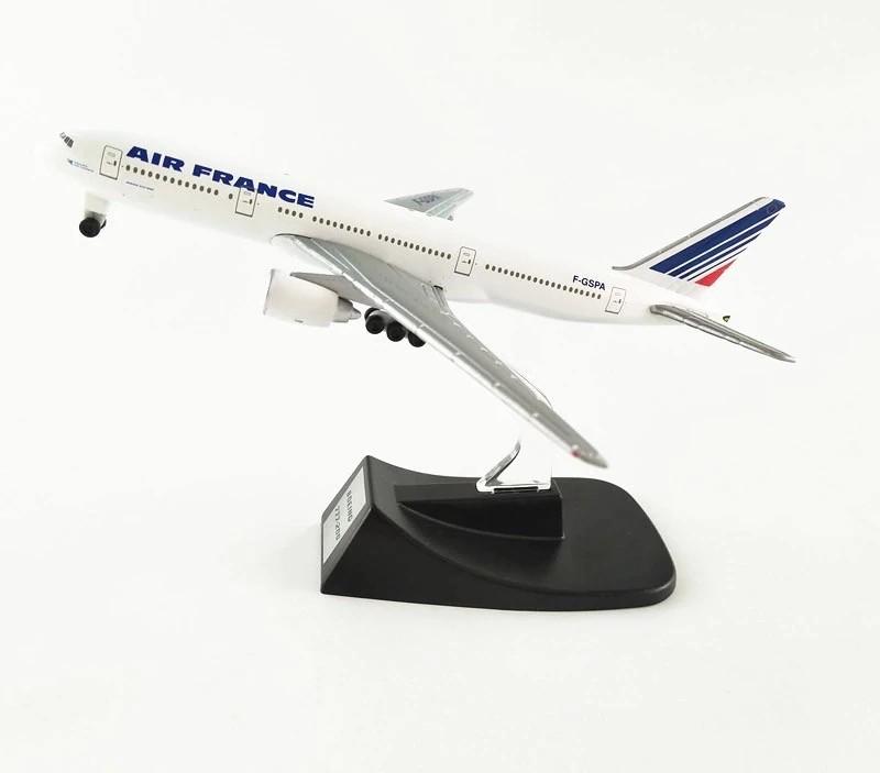 Miniatura B777-200 -  Airfrance