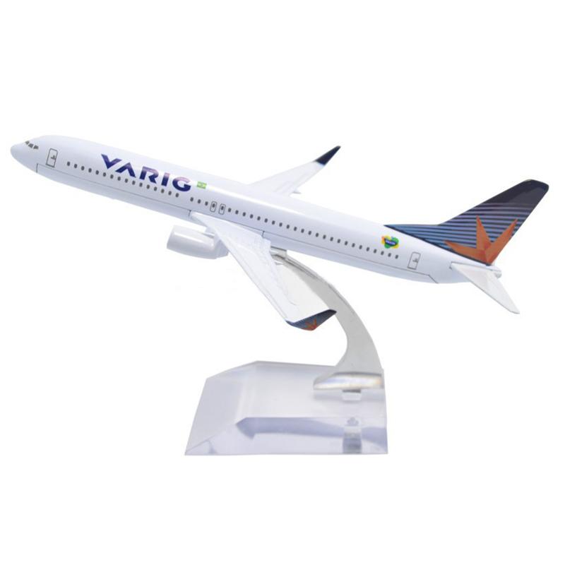 Miniatura Boeing 737- 800 - VARIG