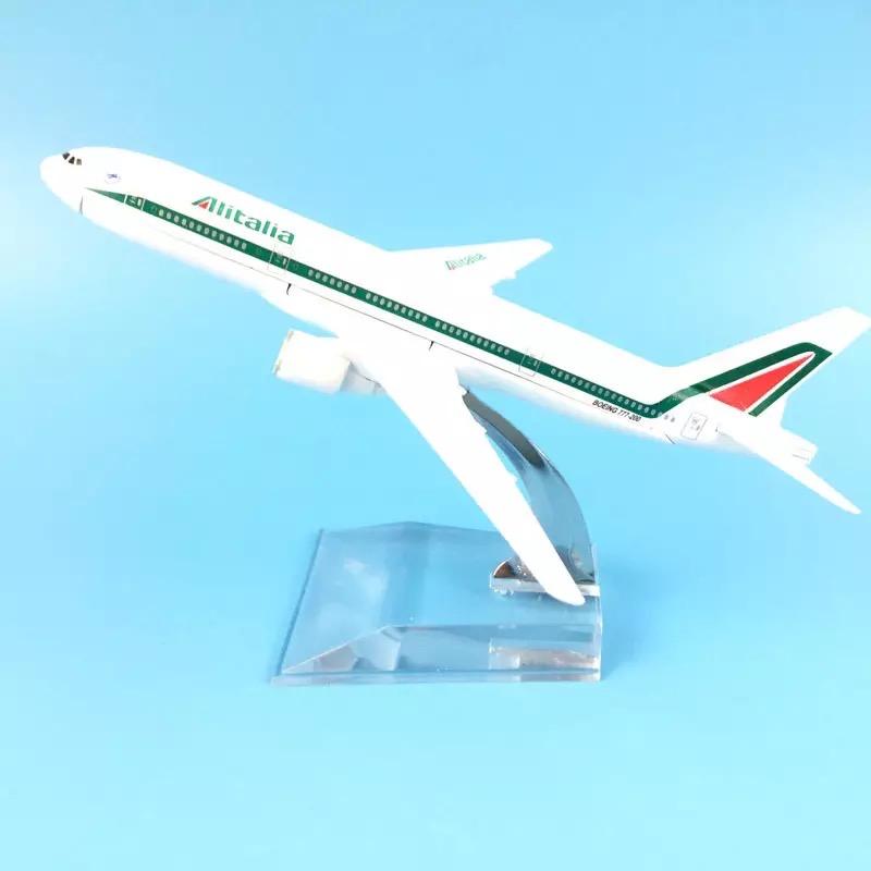 Miniatura Boeing 777 - Alitalia