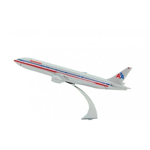 Miniatura Boeing 777 - American Airlines