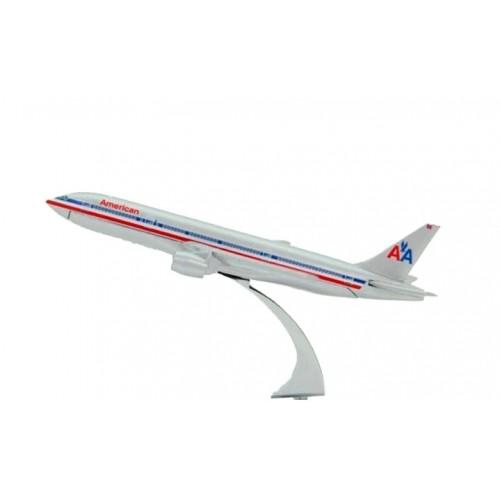 Miniatura Boeing 777 - American Airlines (Pintura Antiga)