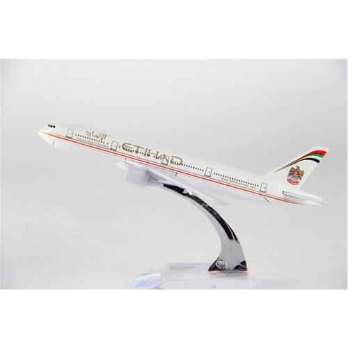 Miniatura Boeing 777 - Etihad Airways
