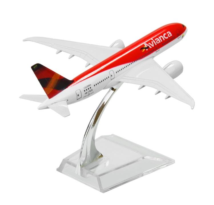 Miniatura Boeing 787-800 - Avianca