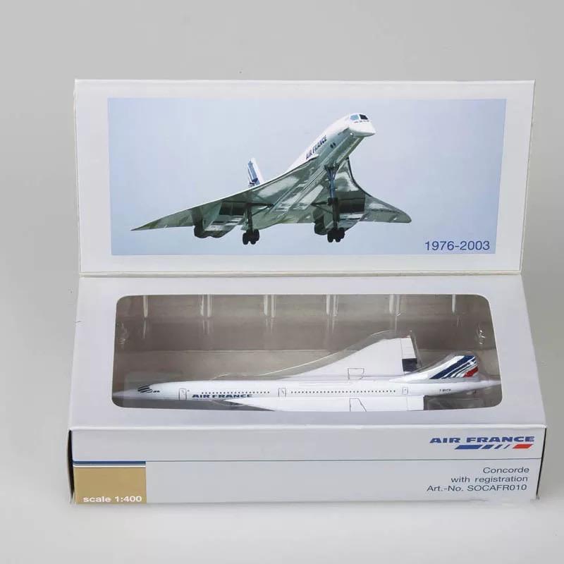 Miniatura Concorde - Airfrance