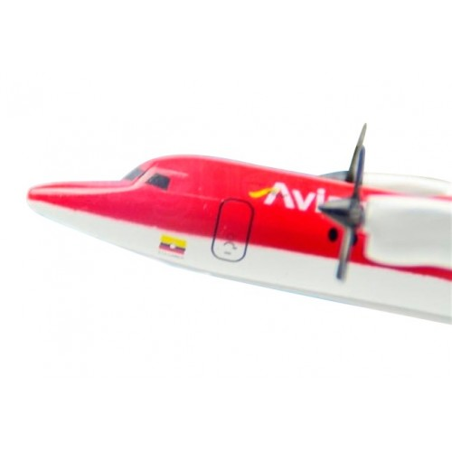 Miniatura Fokker F50 - Avianca