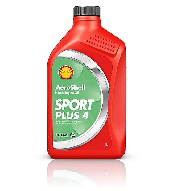 Óleo Aeroshell - Sport Plus 4