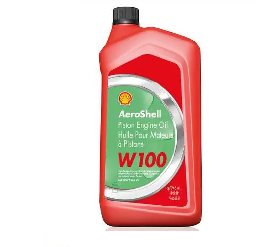Óleo Aeroshell - W100