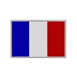 Patch - Bandeira da França