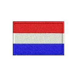 Patch - Bandeira da Holanda