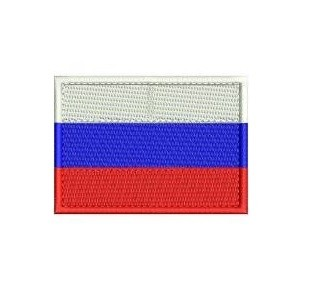 Patch - Bandeira da Rússia