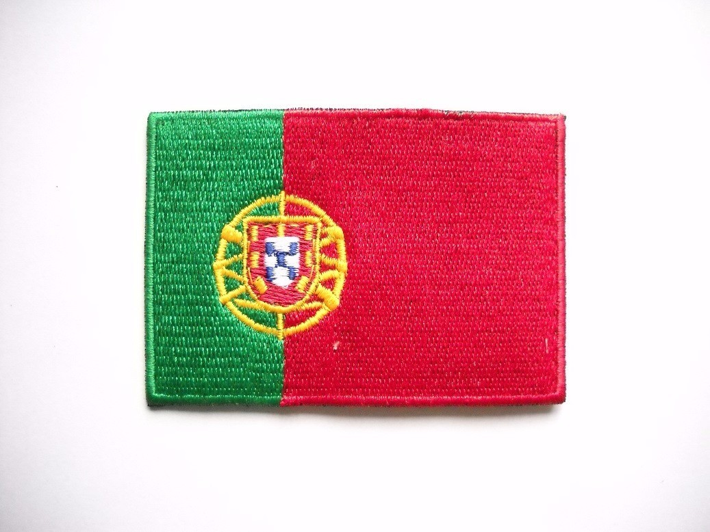 Patch - Bandeira de Portugal