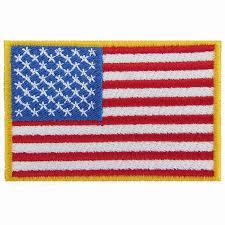 Patch - Bandeira E.U.A