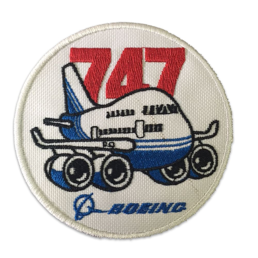 Patch - Boeing 747