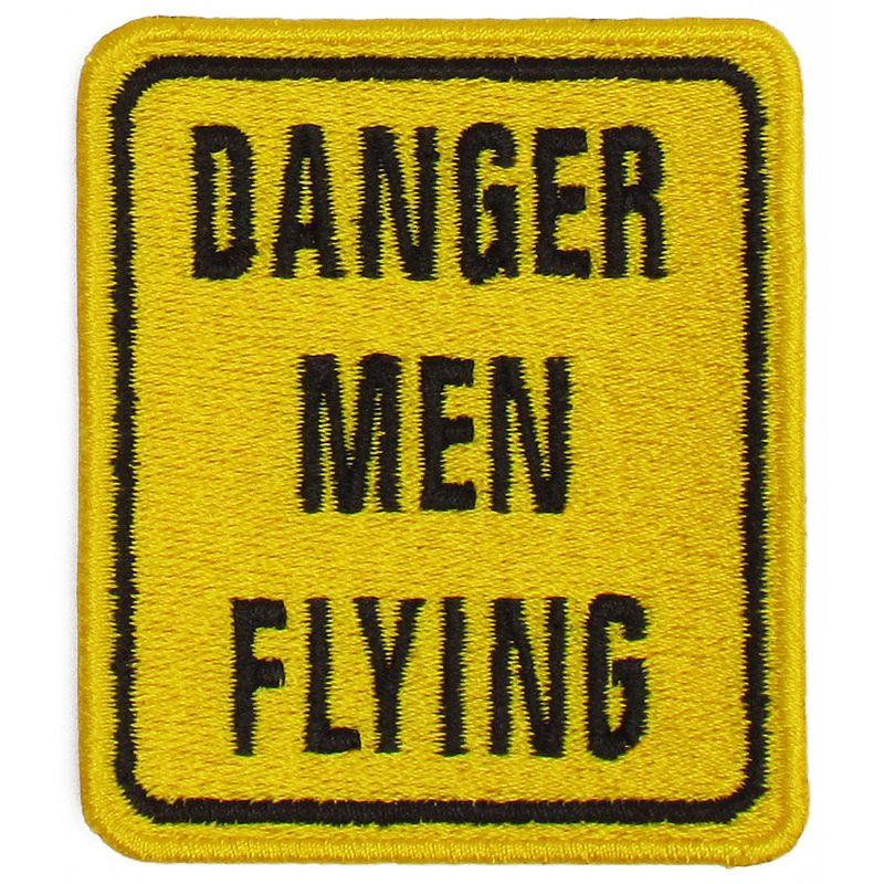 Patch - Danger Private Pilot
