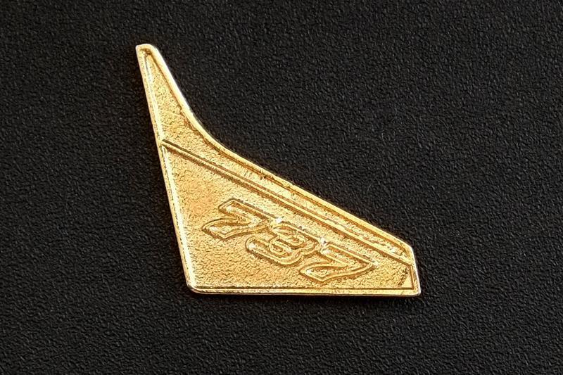 Pin - Deriva B737