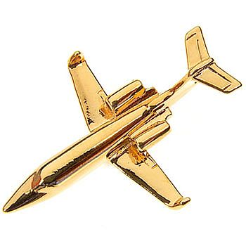 Pin - Lear Jet