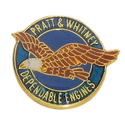 Pin - Pratt & Whitney