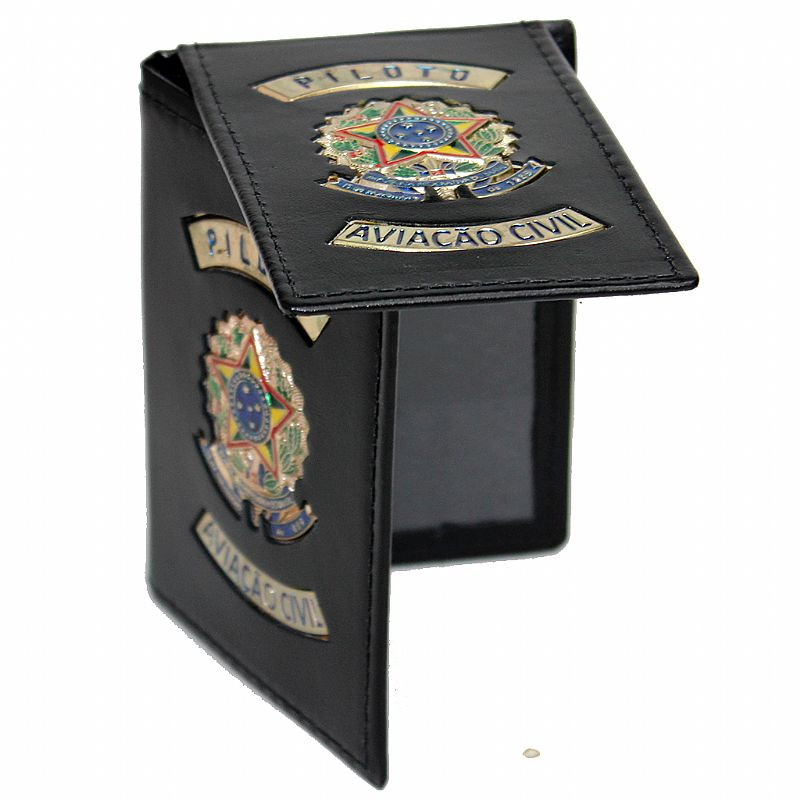 Porta Documentos (Couro) - Piloto