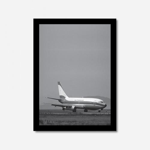 Quadros Vintage - Boeing 737-200