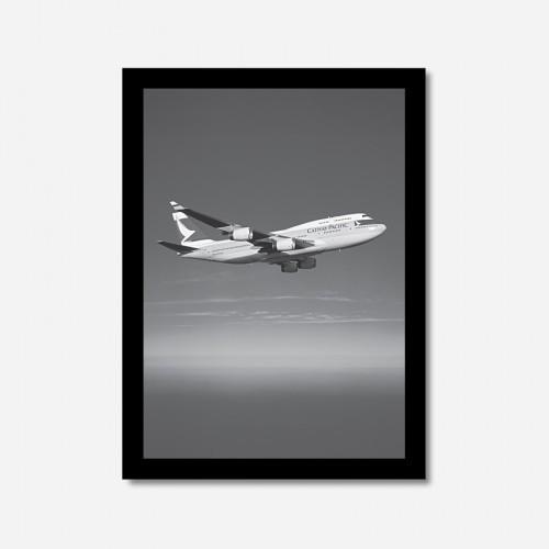 Quadros Vintage - Boeing 747