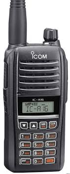 Rádio Air Icom Ic-A16