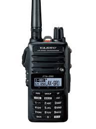 Rádio Portátil YAESU FTA-250L