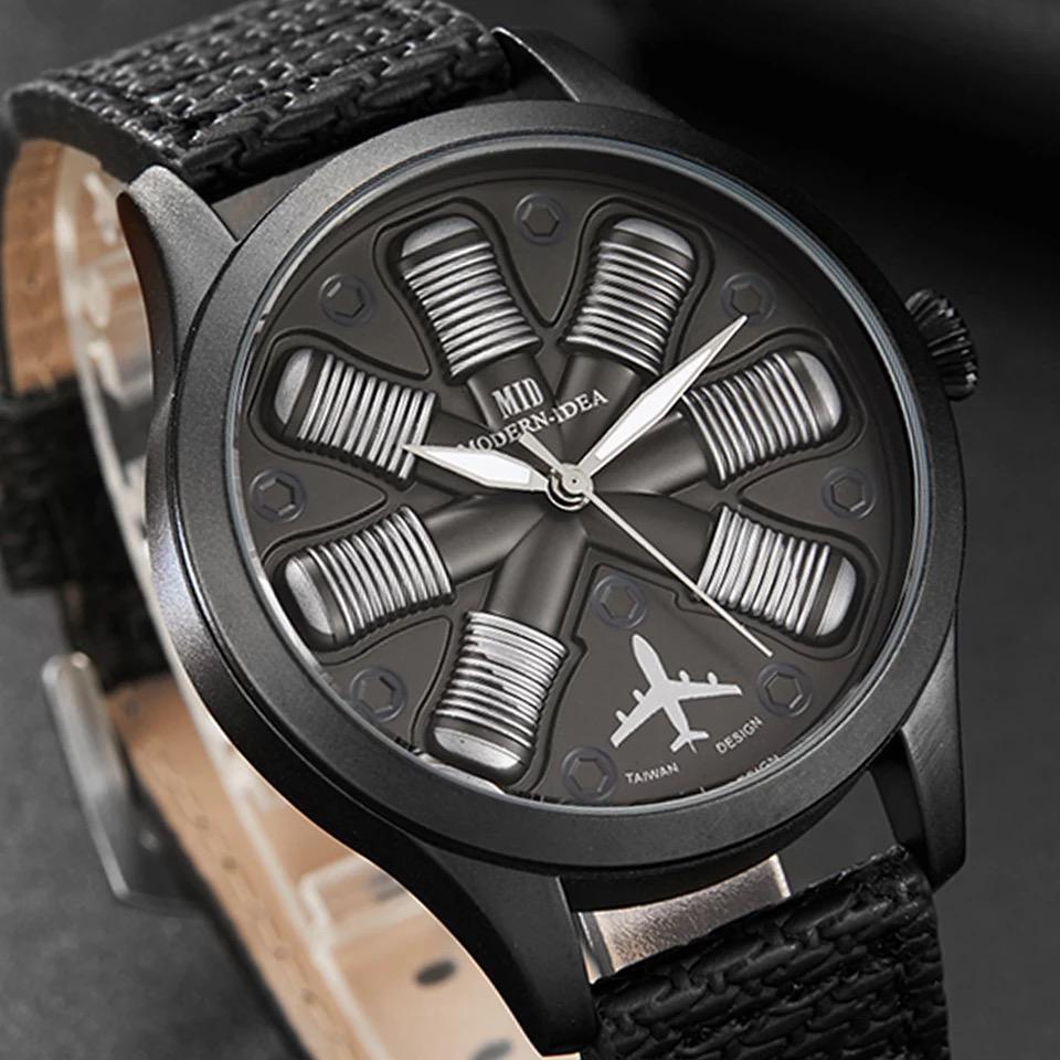 Relógio - Pilot Aviation
