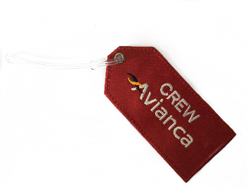 Tag de Mala - Avianca Crew