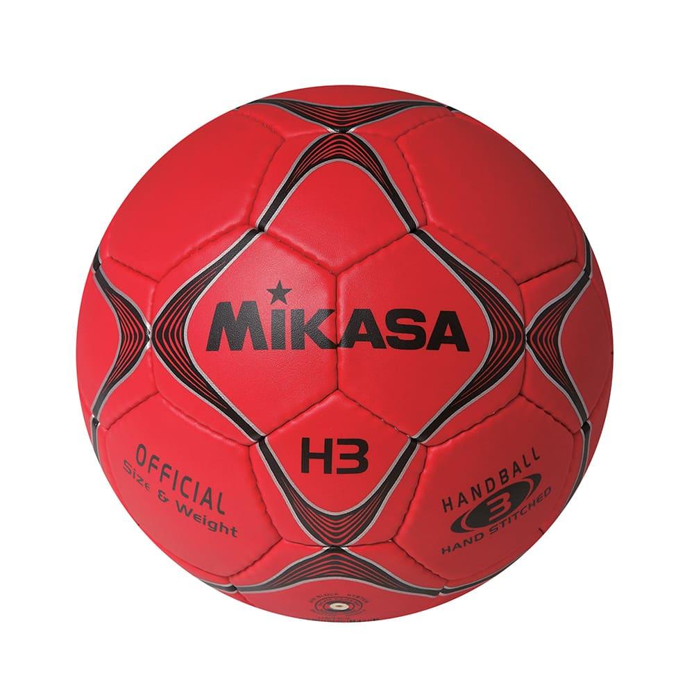 Bola de Handebol H3 Padrão IHF Vermelha Mikasa