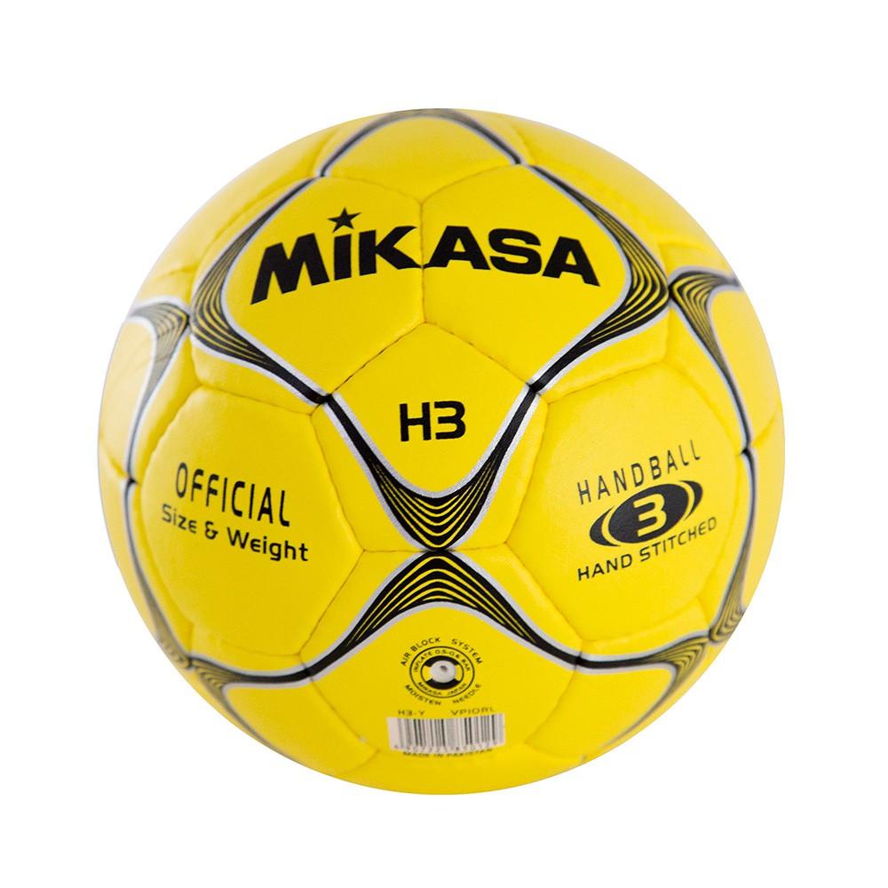 Bola de Handebol Mikasa h3 Amarela - Padrão IHF