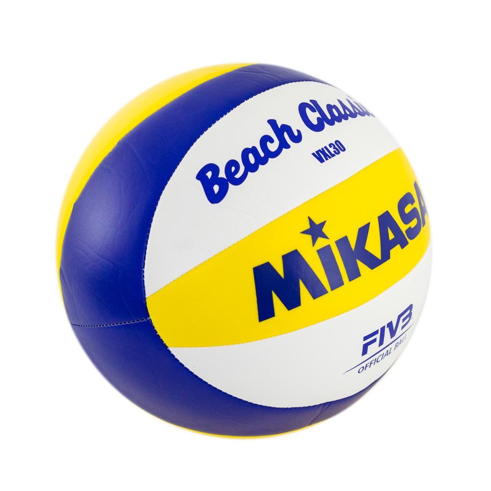 Bola de Vôlei de Praia Mikasa VXL30 - Padrão FIVB