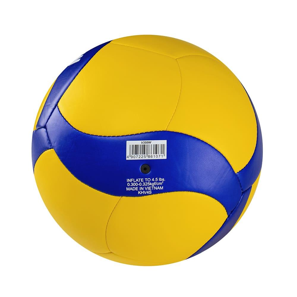 Bola de Voleibol Mikasa V350W - Padrão FIVB