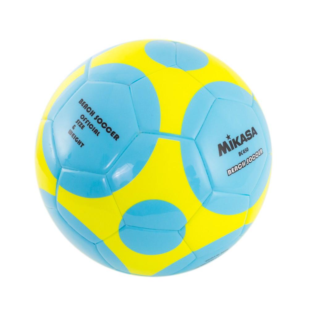 Bola Oficial de Futebol de Areia Mikasa BC450 - Padrão FIFA