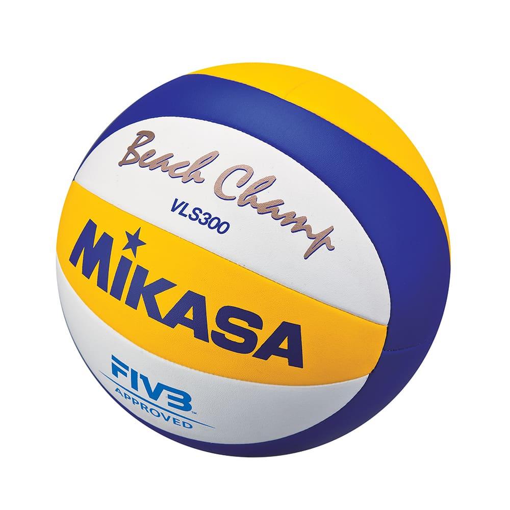 Bola Oficial de Vôlei de Praia Mikasa VLS300 - Padrão FIVB