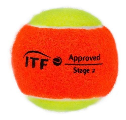 Kit Com 3 Bolas De Beach Tennis Mormaii Stage 2 Approv Itf
