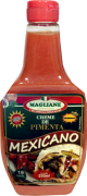 Creme de Pimenta Mexicano Tradicional 250ml