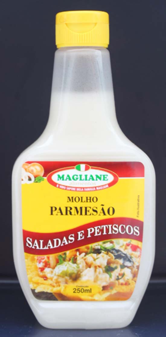 KIT SAUDAVEL  MOLHOS PARA SALADA 06 X 250ML CX