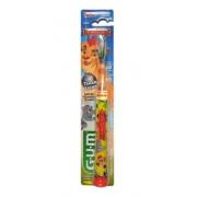 Escova Dental Infantil Disney Rei Leão Pisca Pisca - Gum