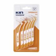 Escova Kin Interdentária Supermicro (0,7mm - ISO1) - laranja
